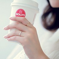 ★银★城市的女士戒指
