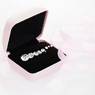 [每人出售]★10K黄金★基本立方体耳环