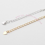 ★银★免费链5厘米(尾链)